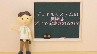 日本版デュアルシステムはどこで実施されるの?